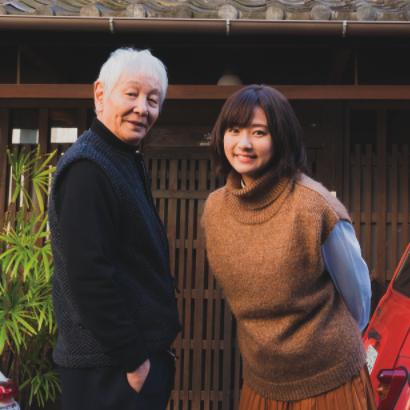 Photographer 廣田美緒が、ドラマ「ちょこっと京都に住んでみた。」のビジュアル写真を担当!