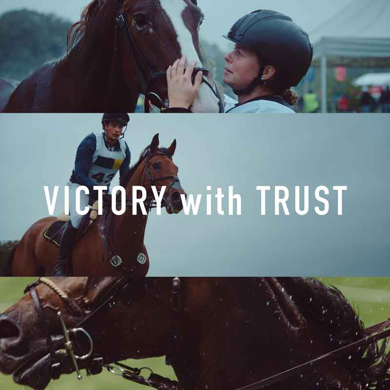 JRA / VICTORY with TRUST