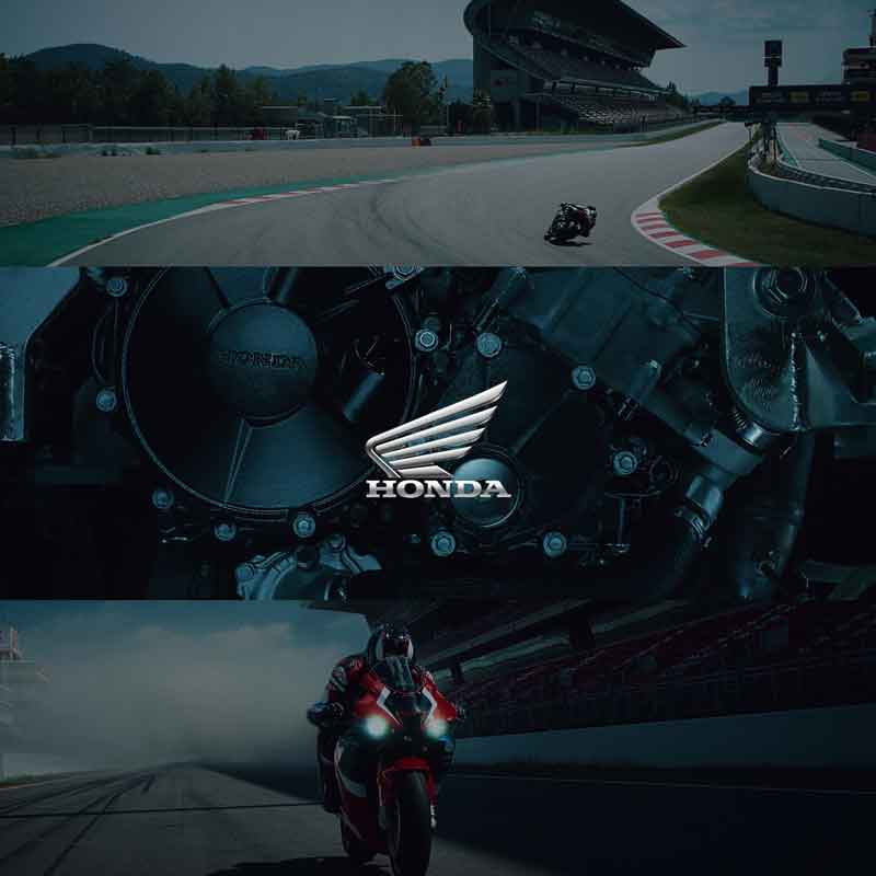 HONDA / The New Fireblade SP