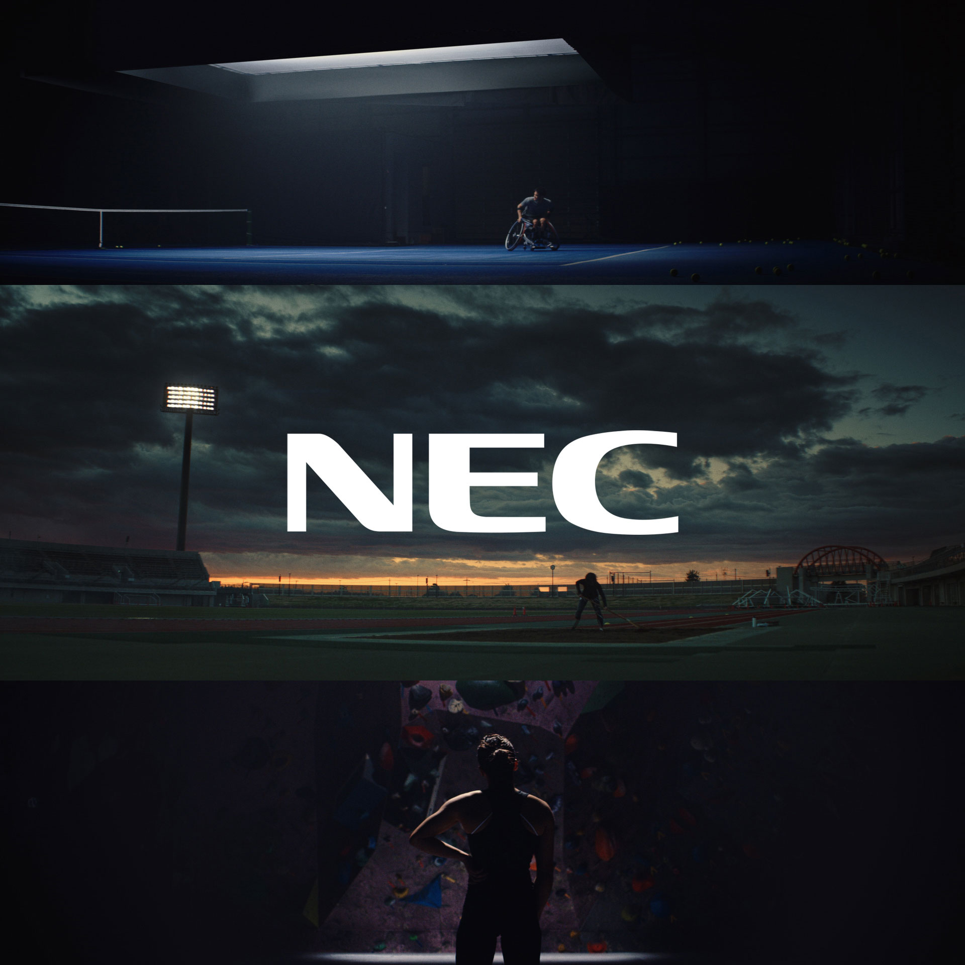 NEC / Face The World